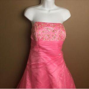 Pink Prom/Formal Dress